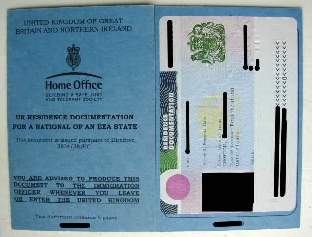 Home Office Home Office Eu Residency Application