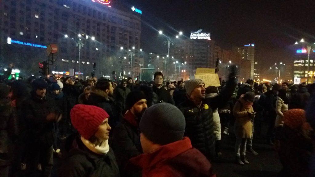 protestguvern