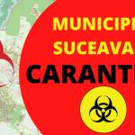 municipiul Suceava intră în carantină