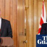 Directorul medical al Cabinetului Boris Johnson