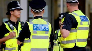 Poliția britanica în alertă