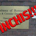 Secția Consulară a Ambasadei României la Londra