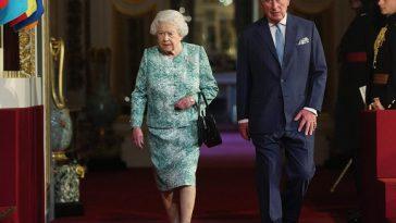 Prințul Charles s-a întâlnit cu regina