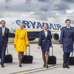 Mesajul unei stewardese Ryanair