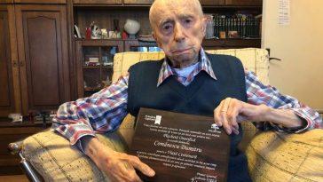 cel mai vârstnic bărbat din lume