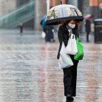 Marea Britanie furtuni și vânt puternic