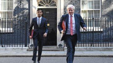 Noi măsuri COVID-19 în Marea Britanie. Muncitorii și lucrătorii independenți vor primi în continuare bani. Durata de rambursare a împrumuturilor, extinsă