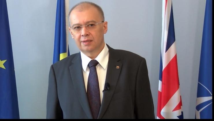 Ce post călduț ar urma să ocupe Dan Mihalache după ce a fost rechemat din funcția de ambasador la Londra