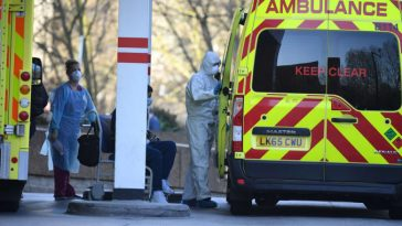 Panică în Marea Britanie. Numărul morților de COVID-19 începe să crească îngrijorător