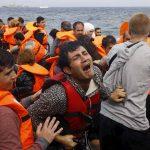"""Solicitanți de azil sirieni, expulzați de Marea Britanie în Spania: """"Nu avem mâncare, nu avem apă, nu știm unde să mergem"""""""