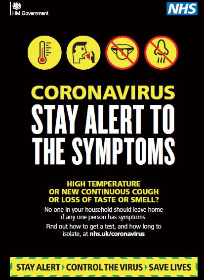 Studiu: Jumătate dintre britanicii care au avut simptome de COVID-19 s-ar putea să nu fi fost bolnavi