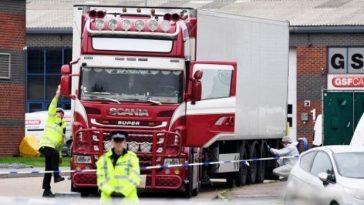 Camionul morții: Român judecat în Regatul Unit pentru moartea a 39 de vietnamezi