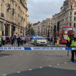 înjunghiat pe Oxford Street