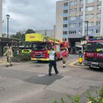 muncitor rănit Tottenham