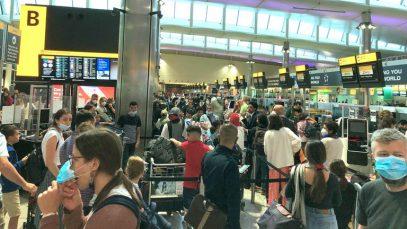 aeroporturile din marea britanie