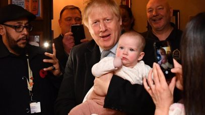 Câți copii are premierul Boris Johnson. Dilema a fost rezolvată