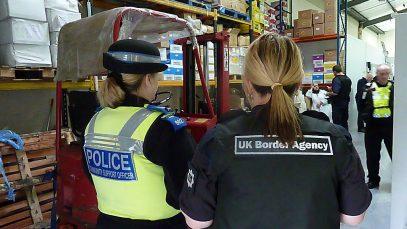 MAE cere clarificări cu privire la controalele de frontieră din Marea Britanie care vizează în special românii