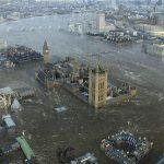 """""""Marea Britanie va trebui să își mute capitala"""". Londra, amenințată de inundații severe din cauza schimbărilor climatice"""