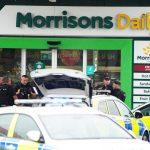 BREAKING NEWS! Atac armat la o benzinărie din Bristol. Un bărbat a luat ostatici