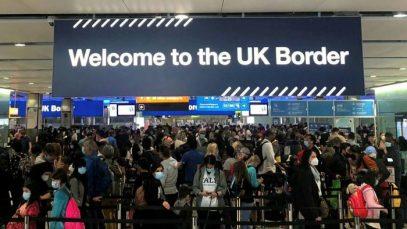 Pașaportul devine obligatoriu la intrarea în Regatul Unit