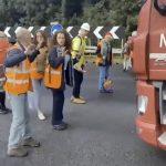 HAOS în Londra: Mai mulți protestatari de mediu au blocat Autostrada M25 în această dimineață