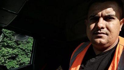 """Șofer român în Anglia: """"Câștig 1000 de lire sterline pe săptămână. Am oferte de muncă în fiecare zi"""""""