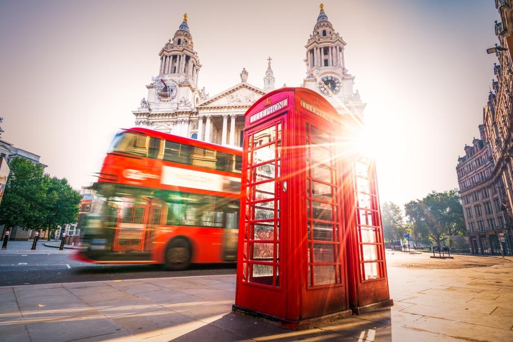 temperaturi septembrie în Londra