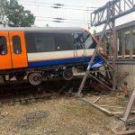 incident feroviar