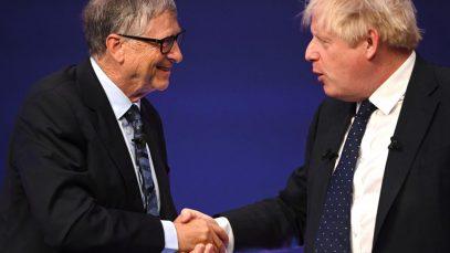 Boris Johnson, parteneriat cu Bill Gates pentru dezvoltarea de noi tehnologii de energie verde