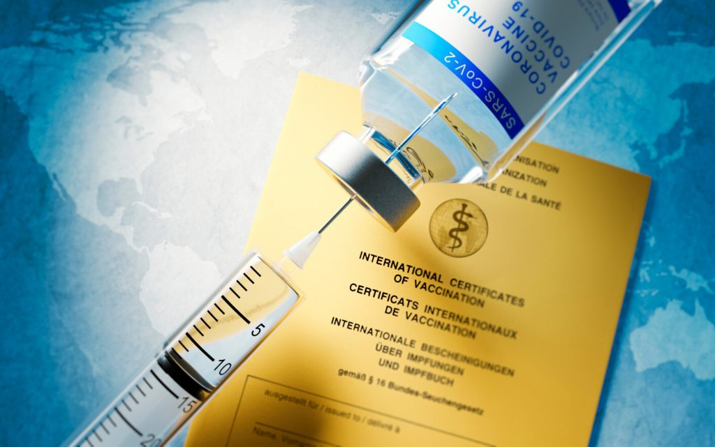 Marea Britanie recunoaște certificatele de vaccinare din Republica Moldova