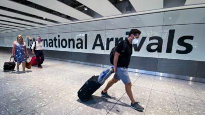Condiții de călătorie România-Anglia. Noi reguli pentru călătoriile internaționale