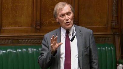 parlamentarul david amess