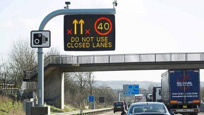 Șoferii din Marea Britanie vor fi amendați IMEDIAT dacă vor face asta pe autostradă